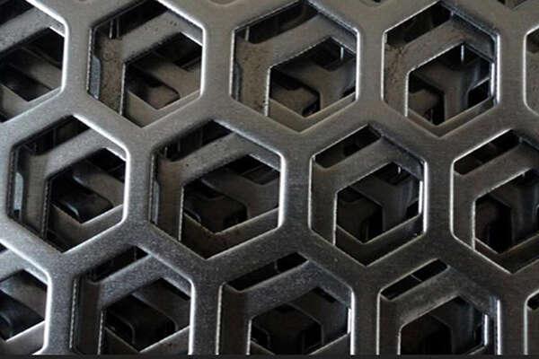 Лазерная резка по никелевой пластине 1