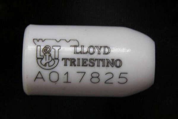 Лазерная маркировка на керамике