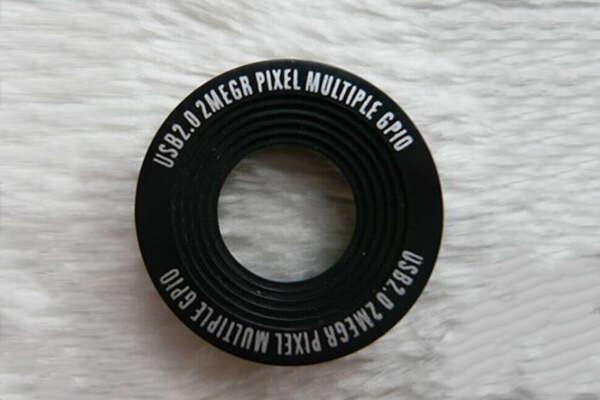 Лазерная маркировка на резине 1
