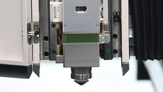 Лазерная головка - автоматическая фокусировка