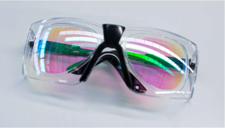 Лазерные защитные очки