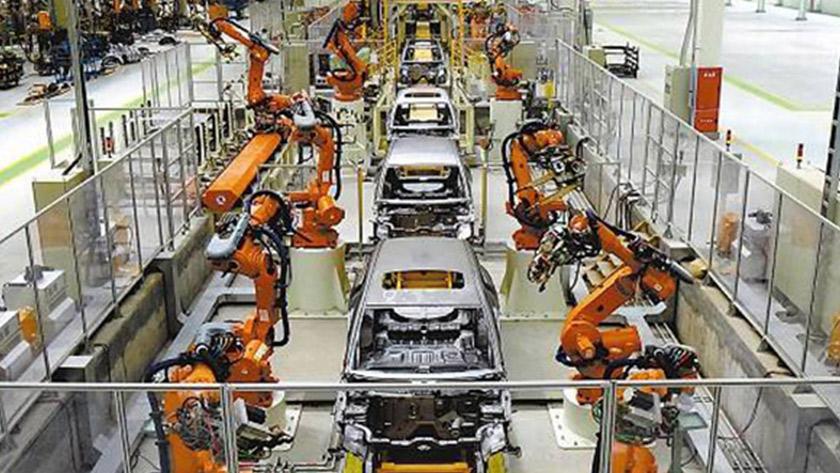 Применение лазерных машин в новой энергетической автомобильной промышленности