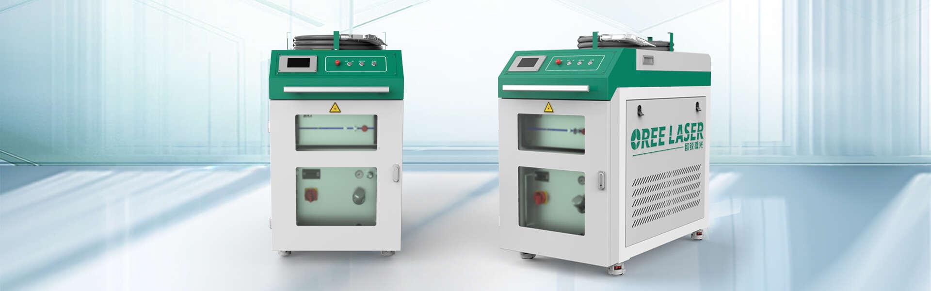 Ручной лазерный сварочный аппарат HW