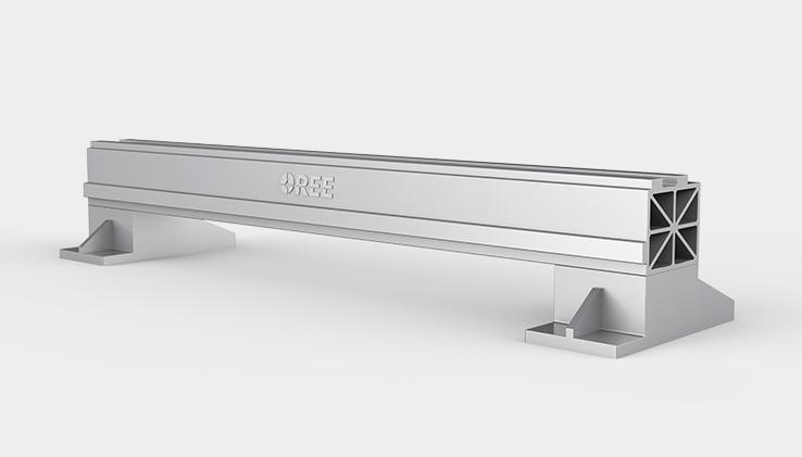 Алюминиевый авиационный портал волоконной лазерной резки