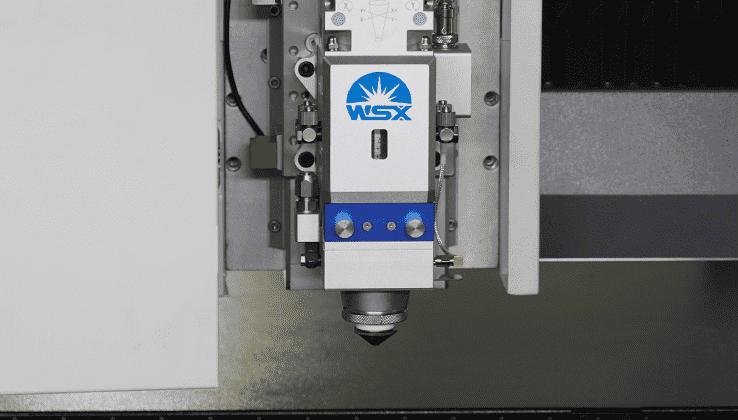 Автофокусная лазерная головка