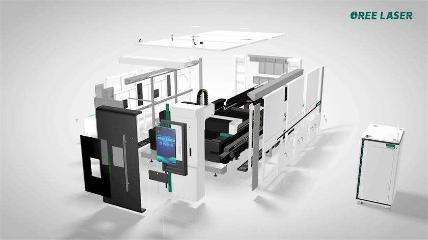 Как выбрать основные компоненты станка для лазерной резки