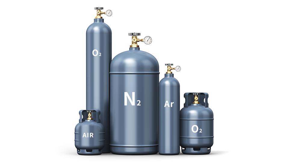 Как выбрать вспомогательный газ для станка лазерной резки(图1)